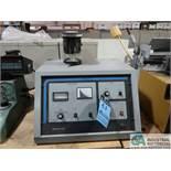 ANATECH MODEL HUMMER 6.2+B62 SPUTTER COATING MACHINE; S/N 1021121