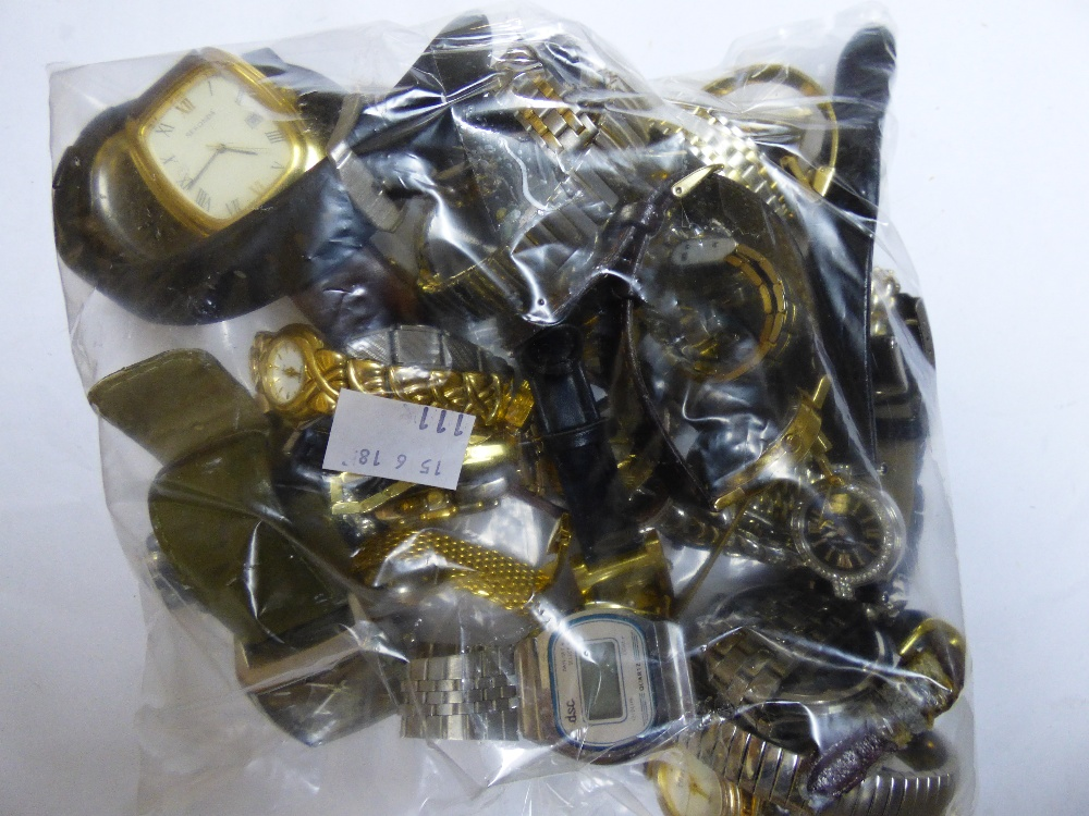 Lot 21 - QUANTITY OF WATCHES
