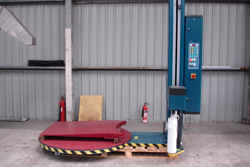 Lot 19 - Robopack Automatic Pallet Wrapper