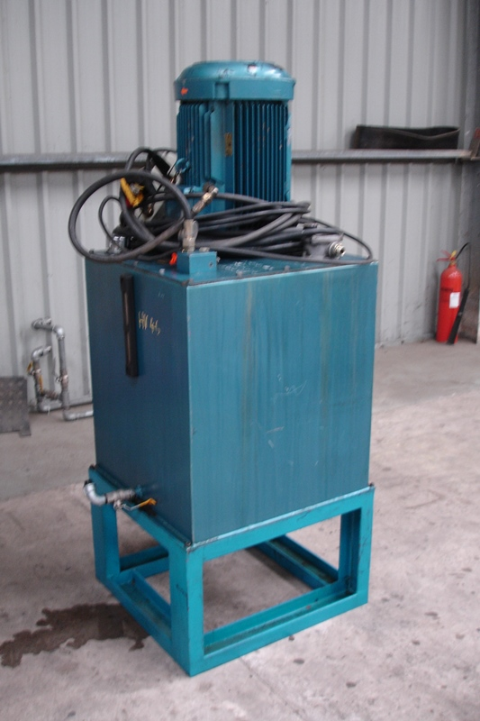 Lot 48 - Hydraulic Power Pack