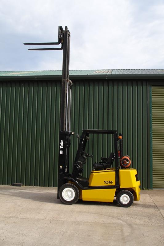 Lot 3 - Yale 2.5 Ton Forklift