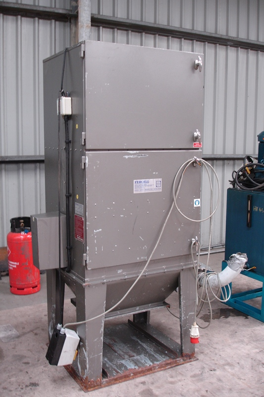 Lot 47 - Farcell Dust Extractor