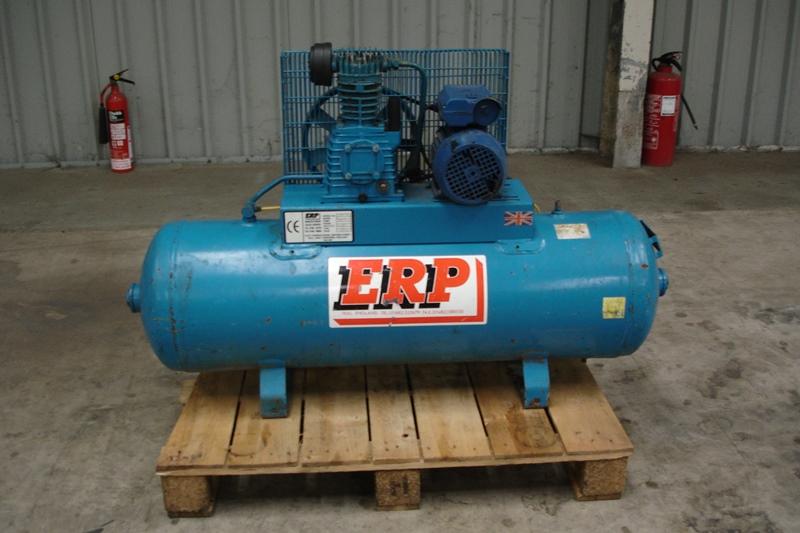 Lot 39 - ERP Piston Compressor