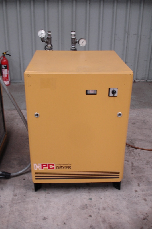 Lot 17 - HPC Compressor & Dryer