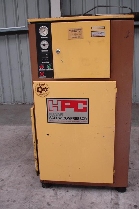 Lot 18 - HPC Compressor