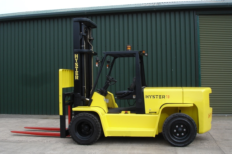 Lot 1 - Hyster 7 ton Forklift
