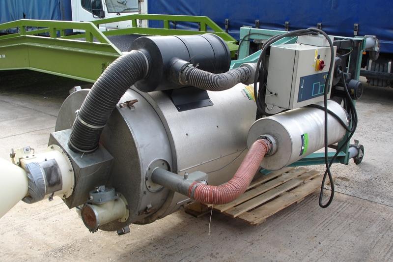 Lot 54 - Large Piovan Material Dryer