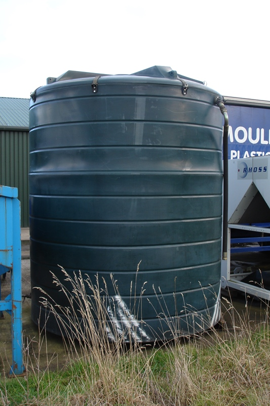 Lot 50 - Large Bunded Fuel Tank with dispenser