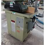 SAMCO T40 SPINDLE SHAPER, 220V/1PH (NO FEEDER)