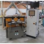 BALESTRINI RENZO PICO MD2 CNC MORTISING & TENONING MACHINE, S/N AZ189F14, (2006) 440V/3PH