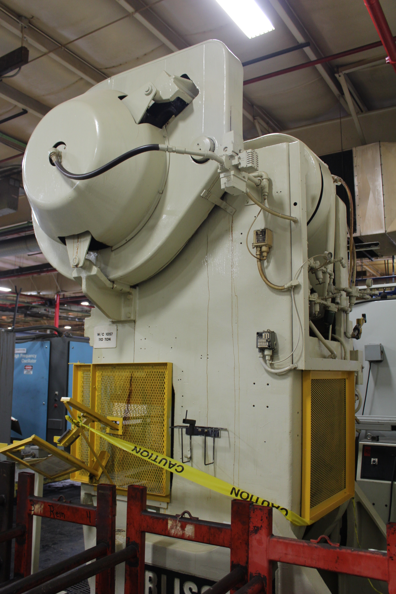 Lot 2 - Bliss Model C-110 110 Ton OBI Press - Angola, Indiana