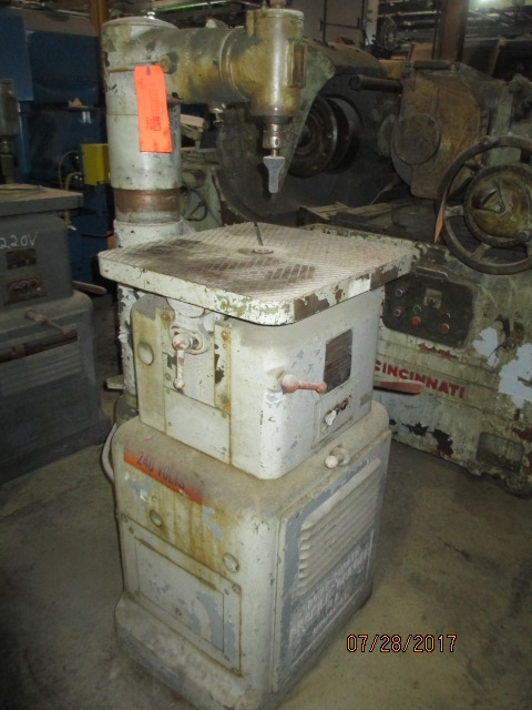 Lot 62 - Boyar Schultz Model #2 Profile Grinder - Dryden, MI