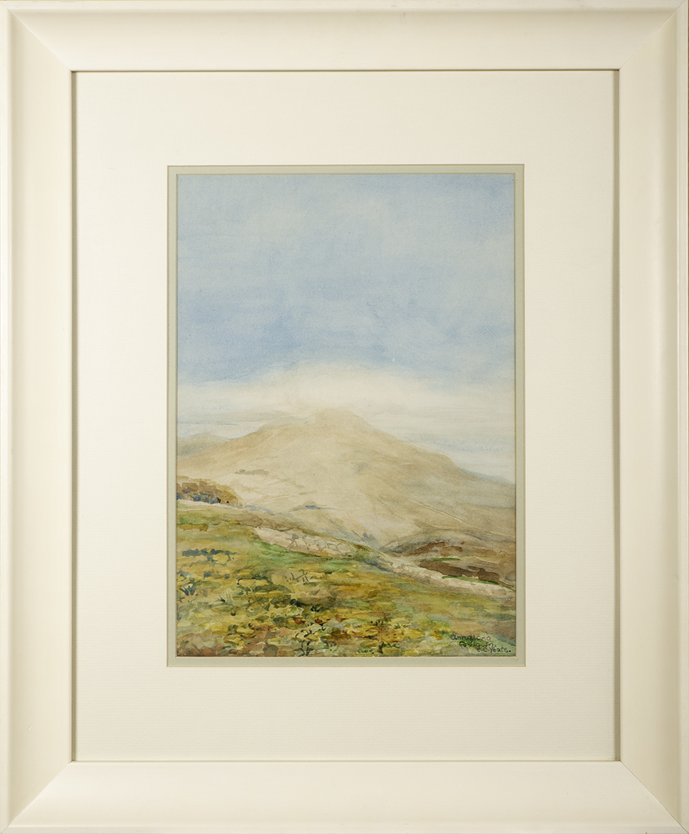 Lot 30 - Elizabeth Corbet 'Lolly' Yeats (1868-1940)ANNALONG, COUNTY DOWN watercolour signed and inscribed