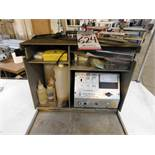 MARKING METHODS ELECTRO-CHEMICAL METAL MARKING KIT, MODEL: MARK 300, W/CARRYING CASE & SUPPLIES AS S