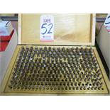 HDT PIN GAGE SET, MODEL H-2