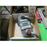 DILLON ED JUNIOR DIGITAL DYNAMOMETER, WORKING LOAD LIMIT: 10,000 LBF/5000 KGF