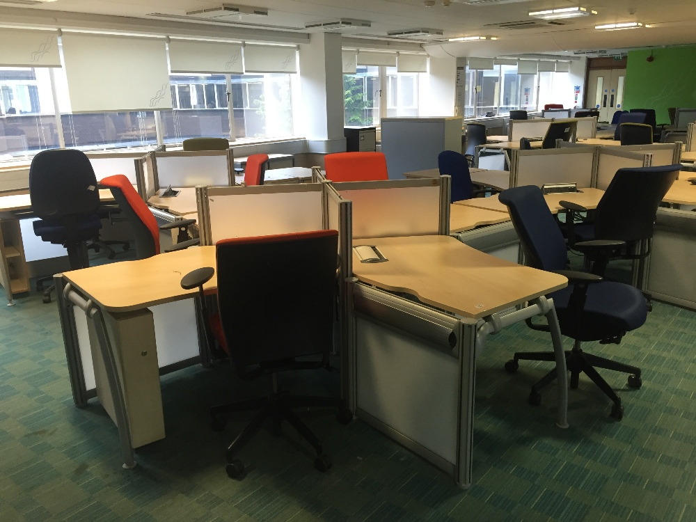 40 Global Office Furniture Installation Instructions