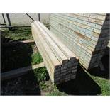 """(30) 4"""" x 8' Symons Steel Ply Forms"""