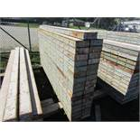 """(35) 6"""" x 8' Symons Steel Ply Forms"""