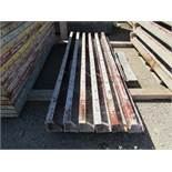 "(6) 6"" x 6"" x 8' Corners Symons Steel Ply Forms"