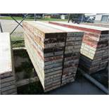 """(30) 12"""" x 8' Symons Steel Ply Forms"""