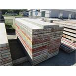 """(35) 22"""" x 8' Symons Steel Ply Forms"""