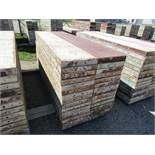 """(30) 16"""" x 8' Symons Steel Ply Forms"""