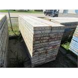 """(30) 14"""" x 8' Symons Steel Ply Forms"""