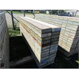 """(28) 8"""" x 8' Symons Steel Ply Forms"""
