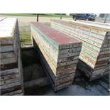 """(13) 14"""" x 8' Symons Steel Ply Forms"""