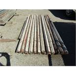 (72) 8' Angle Symons Steel Ply Forms