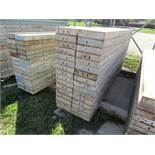 """(32) 10"""" x 8"""" Symons Steel Ply Forms"""