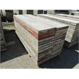 """(30) 18"""" x 8' Symons Steel Ply Forms"""