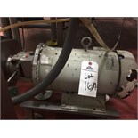 Fristam 7.5 HP Sanitary Centrifugal Pump Model FPX732-150, S/N FPX7320204554 | Rigging Price: $50
