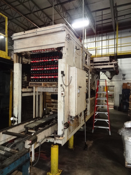 Von Gal Model P7900 High Level Case Palletizer. | NOTE: This lot is subject to the bulk bid of LOT - Image 2 of 6