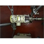 Tri-Clover Sanitary Centrifugal Pump Model C216MD18T-S-3-36, 3hp, 3505 rpm | Rigging Price: $50