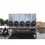 Vilter VGF-250 Evaportive Condenser, Approximately 250 Tons. | Rigging Price: $2000