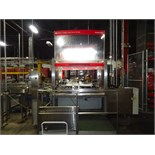 2006 B&H Model Marathon Roll Feed Hot Melt Labeler, Includes Nordson Durablue 10 Glue Unit And