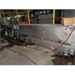 Stainelss Steel Casewasher, 13' Long. | NOTE: This lot is subject to the bulk bid of LOT 45 |