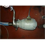 Cherry-Burrell Sanitary Centrifugal Pump Model VBH, 7 .5hp, 3600 rpm | Rigging Price: $50