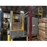 Von Gal Model P7500 RH SEPD-RAA High Level Case Palletizer. | NOTE: This lot is subject to the