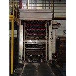 Von Gal Model P7900 High Level Case Palletizer. | NOTE: This lot is subject to the bulk bid of LOT