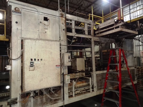 Von Gal Model P7900 High Level Case Palletizer. | NOTE: This lot is subject to the bulk bid of LOT - Image 3 of 6