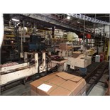 Standard Knapp Traymore Trayloader/Packer, Includes Nordson 3500 Glue Unit. | NOTE: This lot is
