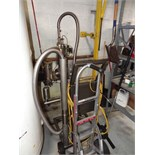 VBC Portable Nitrogen System. | NOTE: This lot is subject to the bulk bid of LOT 23 | Rigging Price: