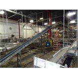 Hytrol Case Conveyor System. | NOTE: This lot is subject to the bulk bid of LOT 45 | Rigging