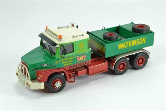 Smith Auto Models 1/48 scale White Metal Handbuilt Scania