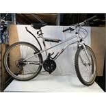 Silver Apollo Strife 18 speed mountain bike