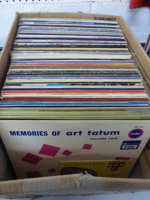 Lot 40 - Vinyl - Approximately 100 LP's including The Beatles, Jethro Tull and John Lennon Two Virgins and
