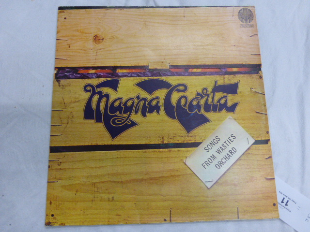 Lot 11 - Vinyl - Magna Carta Songs from Wasties Orchard lp (Vertigo 6360 040) with fold sleeve large swirl